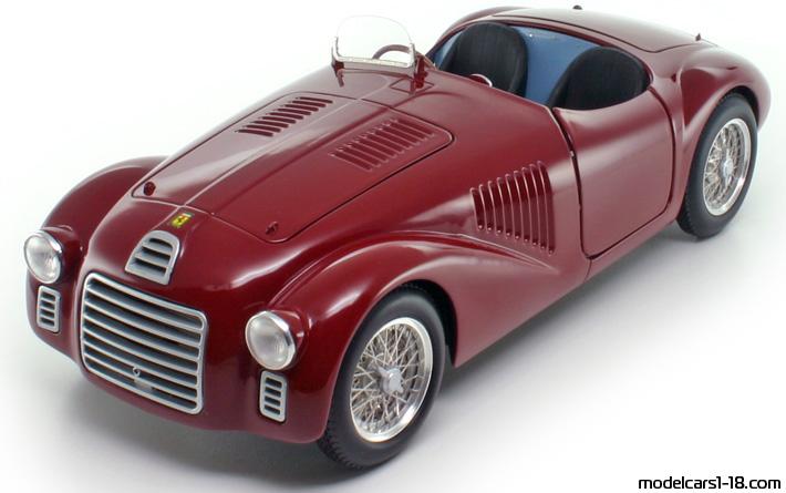 1947 Ferrari 125s Cabrio Elite 1 18 Details